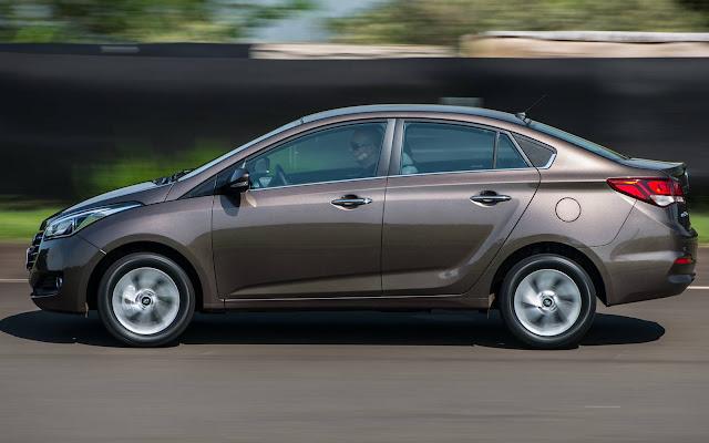 Hyundai HB20S 2017 - Preço