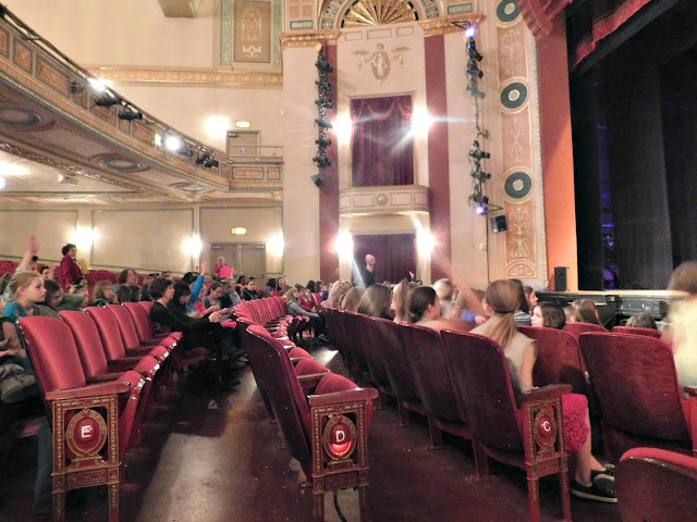 Ohio State Theater at Playhouse Square #gsneo