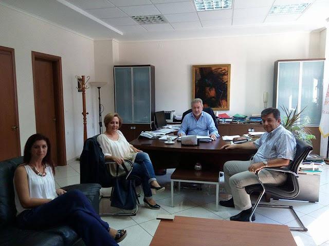 Ο Σύλλογος Θεσπρωτία: Εκπαιδευτικών Θεσπρωτίας καταγγέλει τη Σχολική Επιτροπή της πρωτοβάθμιας εκπαίδευσης του Δήμου Ηγουμενίτσας