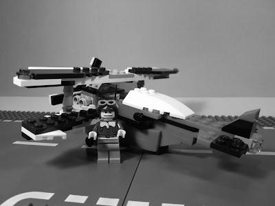 Set LEGO 31020 Creator 3in1 Twinblade Adventures