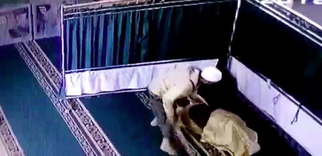Merrisa Ayu Ningrum Dipukul Saat Shalat di Masjid, Ini Kata Polisi