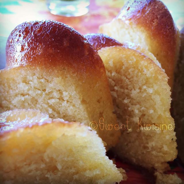 sweet kwisine, cake, gâteau, bundt cake, citron vert, cuisine antillaise, framboise, goûter