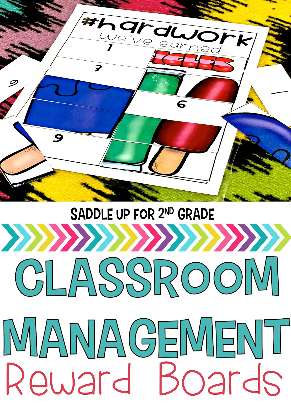 These whole group classroom management boards are the perfect incentive for my classroom. Come read all about how I use them to control the chaos in my classroom.