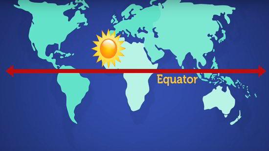 Garis khatulistiwa adalah garis imajiner yang membagi Bumi ke belahan bumi utara dan belah Garis Khatulistiwa (Ekuator) adalah Pembagi Bumi Belahan Utara dan Selatan, Ini Pengertian Lengkapnya