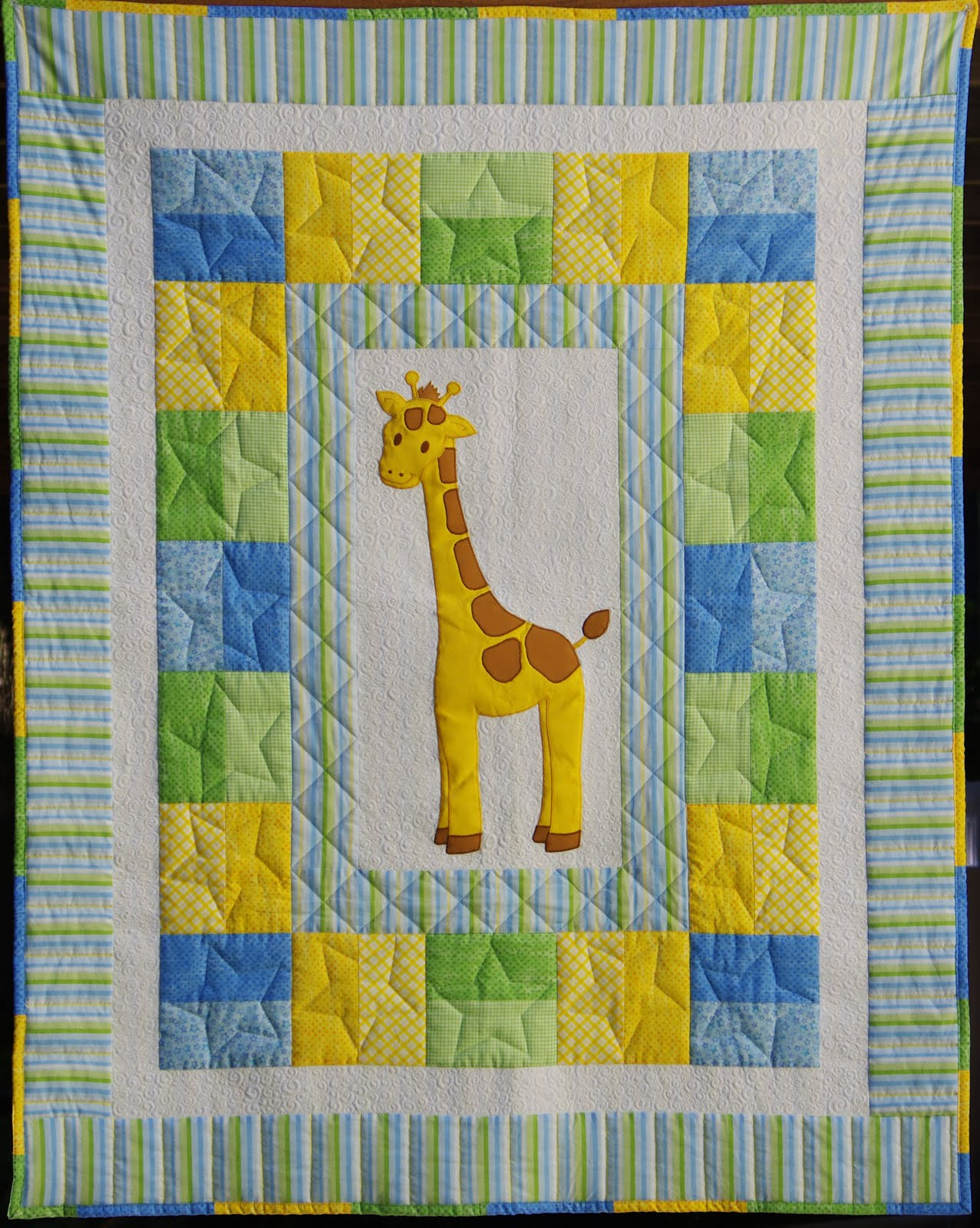 Baby Quilts! - Ahhh...Quilting