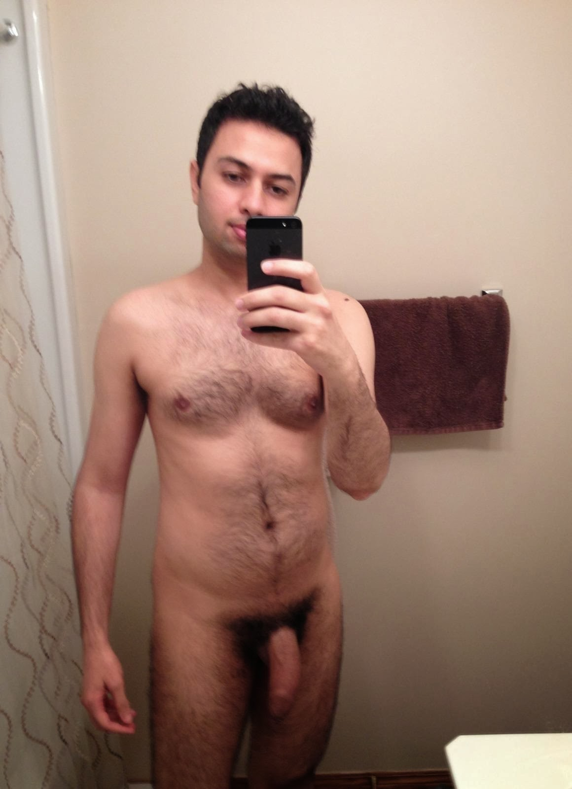 Male Self Nudes
