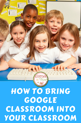 Not sure how to use or get started on Google Classroom in your elementary classroom? Read tips and ideas for using Google Drive activities for math, reading, social studies, and science. Perfect for those looking for a paperless classroom!