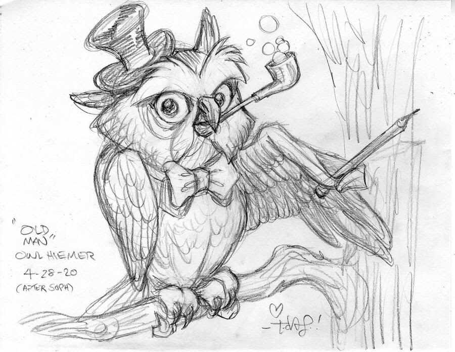 03-Drawn-to-Fantasy-2-Tony-DiTerlizzi-www-designstack-co