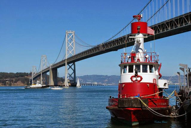 san francisco embarcadero bay bridge