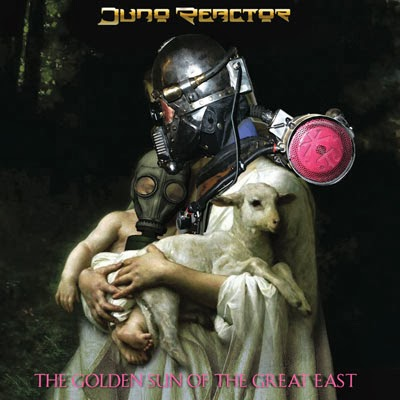 The 10 Best Album Cover Artworks of 2013: 05. Juno Reactor - The Golden Sun of the Great East