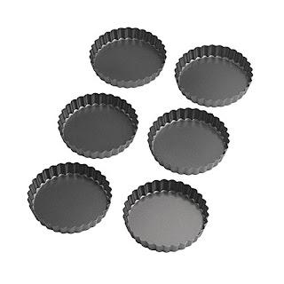 Individual Mini Tart Pans