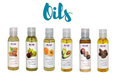 Базові олії для приготування гідрофільної олії в домашніх умовах