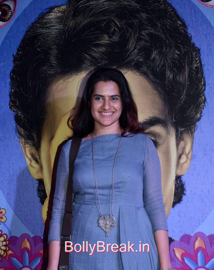 Sona Mohapatra, Ragini Khanna, Radhika Apte Hunterr Movie Premiere Pics