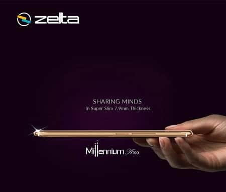 Zelta Millennium A100 Smartphone