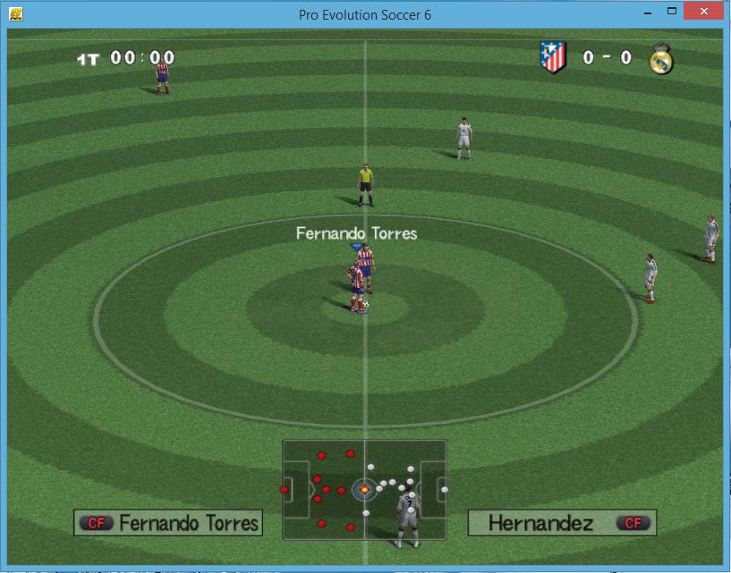comment installer pro evolution soccer 6 pck
