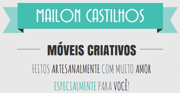 Logo - Mailon Castilhos Móveis Criativos