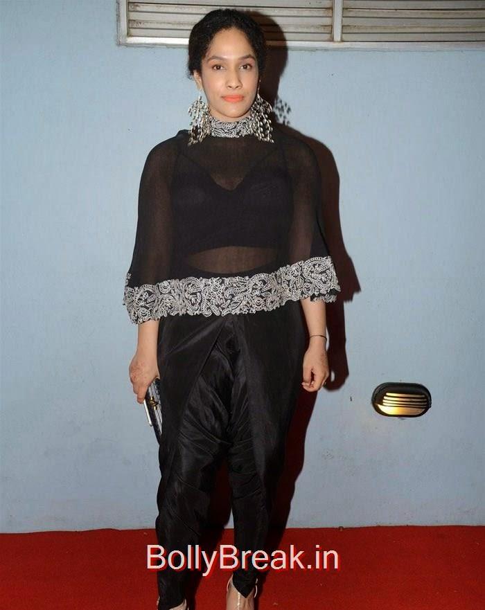 Masaba, Hot Pics Of Parizaad Kolah, Shaheen Abbas, Masaba Gupta At The Artisan Jewellery Design Awards 2014