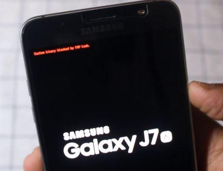 Cara Mengatasi Samsung Galaxy J7 Error Setelah Upgrade OS