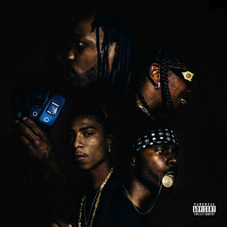 Trinidad James, 31 Gramms, Gold Gang Jigalo & Coop - The Force  - Album Download, Itunes Cover, Official Cover, Album CD Cover