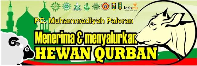 Panitia Qurban PCM Paleran
