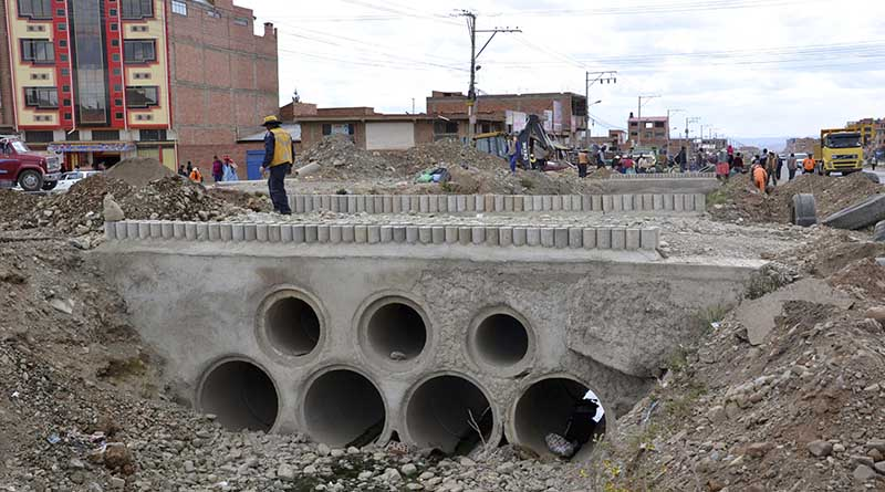 Obras tienen avance del 90 por ciento según las autoridades municipales