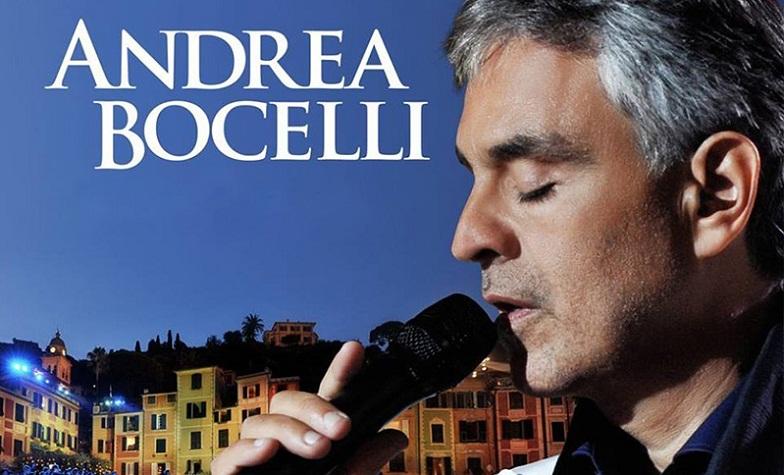 Daftar Album dan Judul Lagu Andrea Bocelli