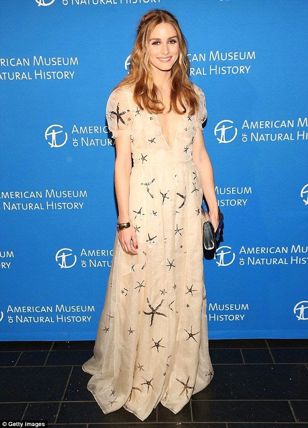 Olivia Palermo At The 2015 American Museum Of Natural History Museum Dance