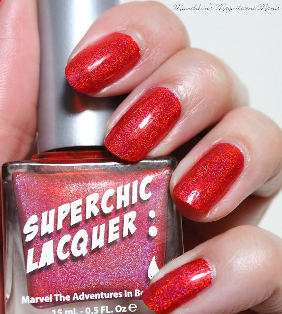 SuperChic Lacquer's Cherub