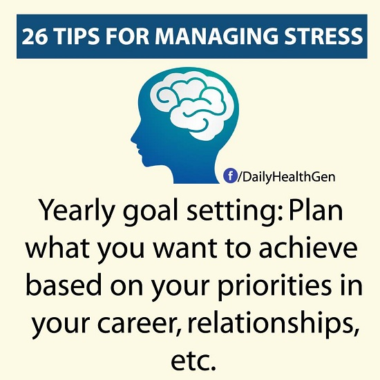 Plan What You Want To Achieve Based On Your Priorities In Your