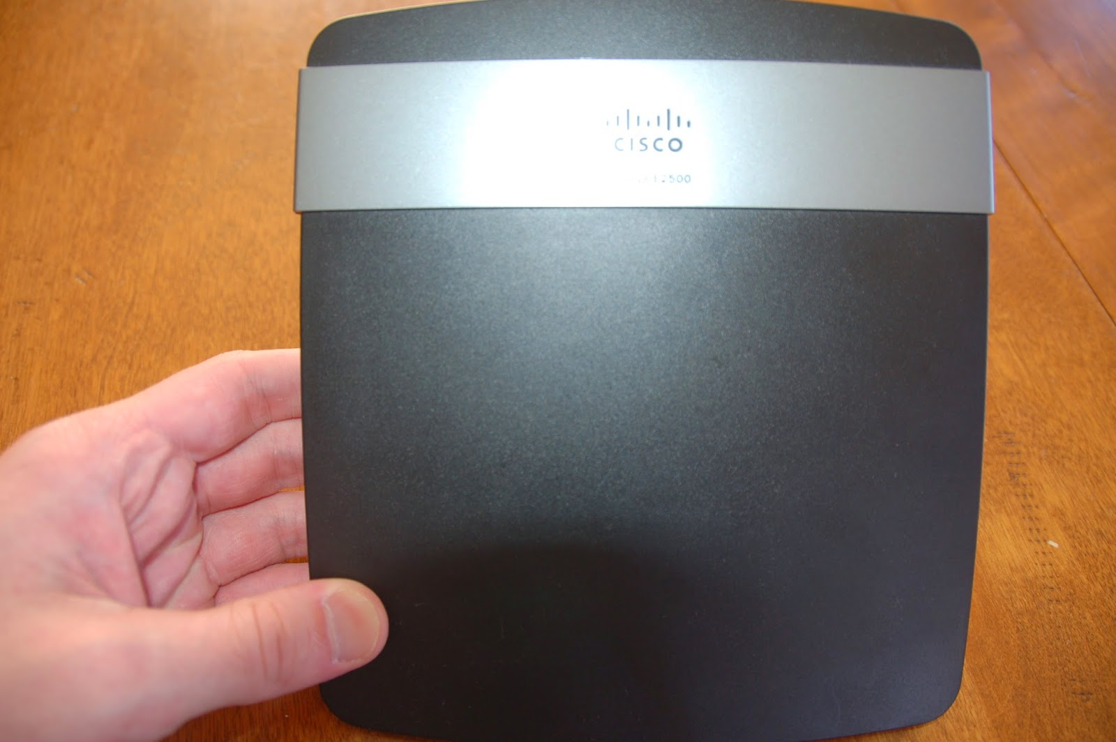 Tutorials and Electronic Adventures: Reflashing a Linksys