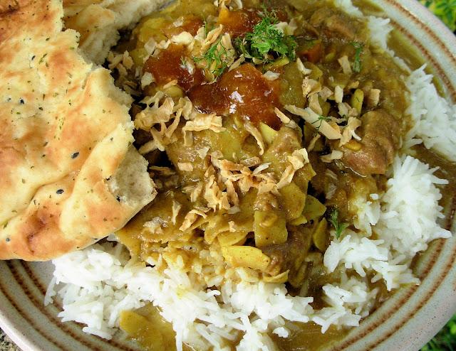 ~ Chicken Cardamom Curry ~