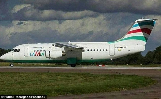 Plane carrying Brazilian team plunges into mountains near airport in Colombia