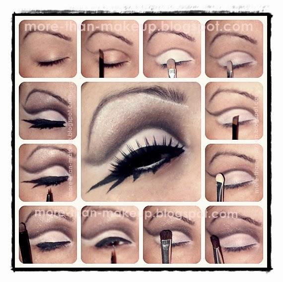 Famoso ❤ MORE THAN MAKEUP: Christina Aguilera makeup tutorial (step by  EP87