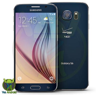 Update Galaxy S6 SM-G920V G920VVRU4CPF4 Android 6.0.1