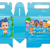 Bubble Guppies: Free Printable Lunch Box.