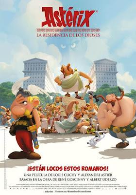 Astérix Le Domaine Des Dieux 2014 DVD R1 NTSC Sub