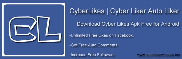 CyberLikes Apk