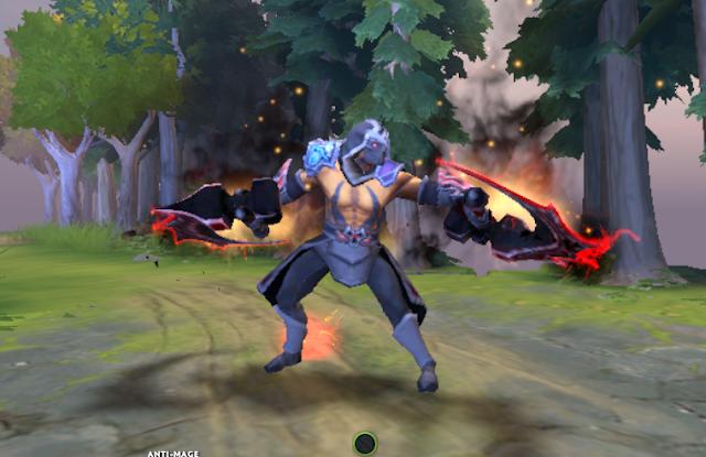 Mod Ultimate Red Dragon Anti Mage
