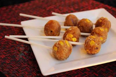ayeshas kitchen chicken bread balls leftover recipes bread recipes snacks recipes