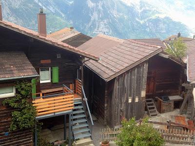 Ferienwohnung in Eischoll Wallis
