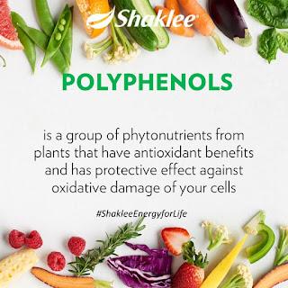 polyphenols, polifenol, vivix shaklee