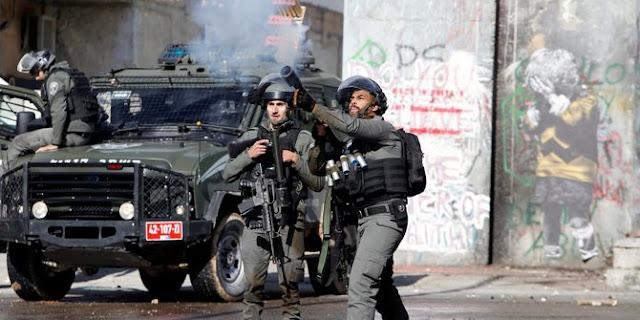 Tentara Israel Mengaku Pakai Peluru Tajam Hadapi Warga Palestina