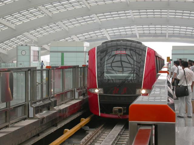 Developer BSD akan membangun LRT dan Jalan Tol Serpong – Balaraja