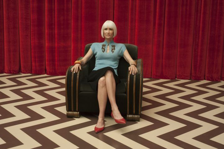 Twin Peaks the Return best scenes Diane