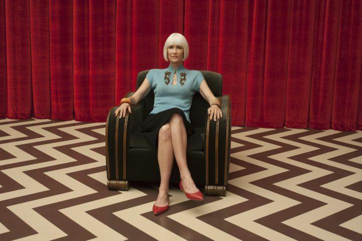 Twin Peaks the Return best scenes Diane