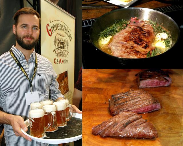 Grevensteiner Landbier trifft auf feines Fleisch von Otto-Gourmet. #Grevensteiner #Veltins #Fleisch #OttoGourmet