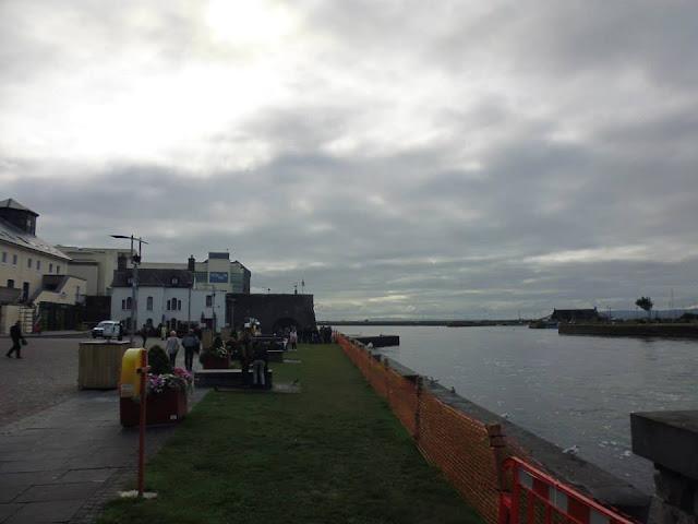 Puerto de Galway (Irlanda) (@mibaulviajero)