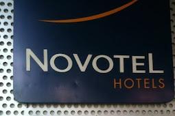 [Penginapan] Novotel Clarke Quay Singapore