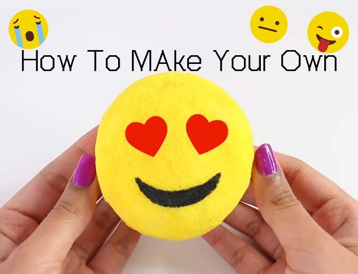 Emoji Squishy Tag : How to make Your Own Emoji SQUISHY - MY TOP DIY