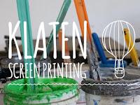 Klaten Screen Printing, Wadah Komunitas Sablon di Klaten